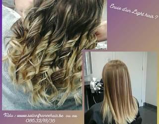 France Hair - Création mèches